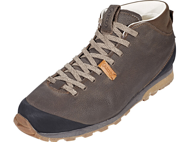 AKU Bellamont Mid Plus Shoes Men dark brown